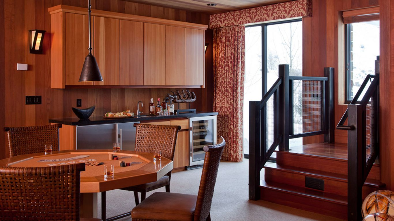 Villa Myrna, Jackson Hole, Jackson Hole, USA