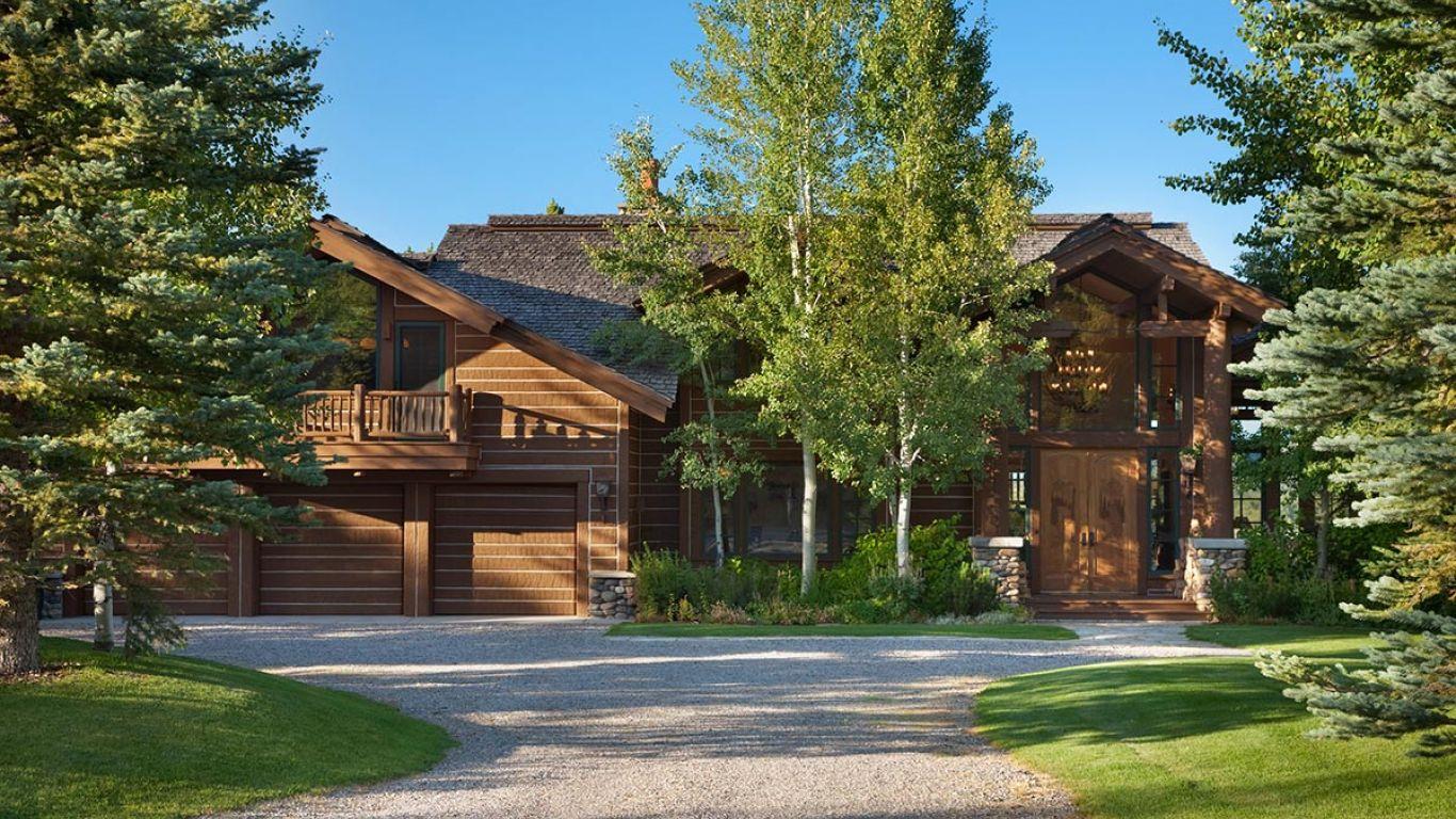Villa Kelly, Jackson Hole, Jackson Hole, USA