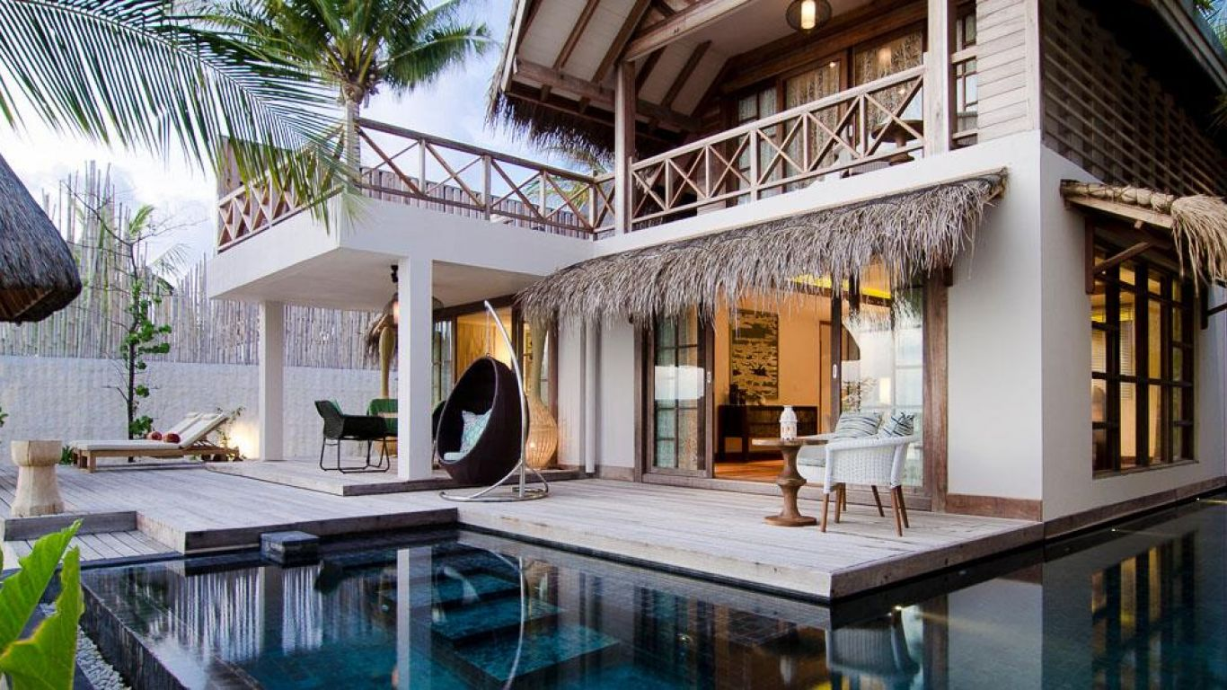 Jumeirah Two Bedroom Beach Suite With Pool   Maldives