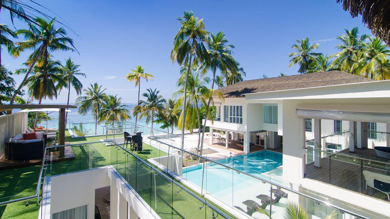 The Amilla Villa Estate | Maldives