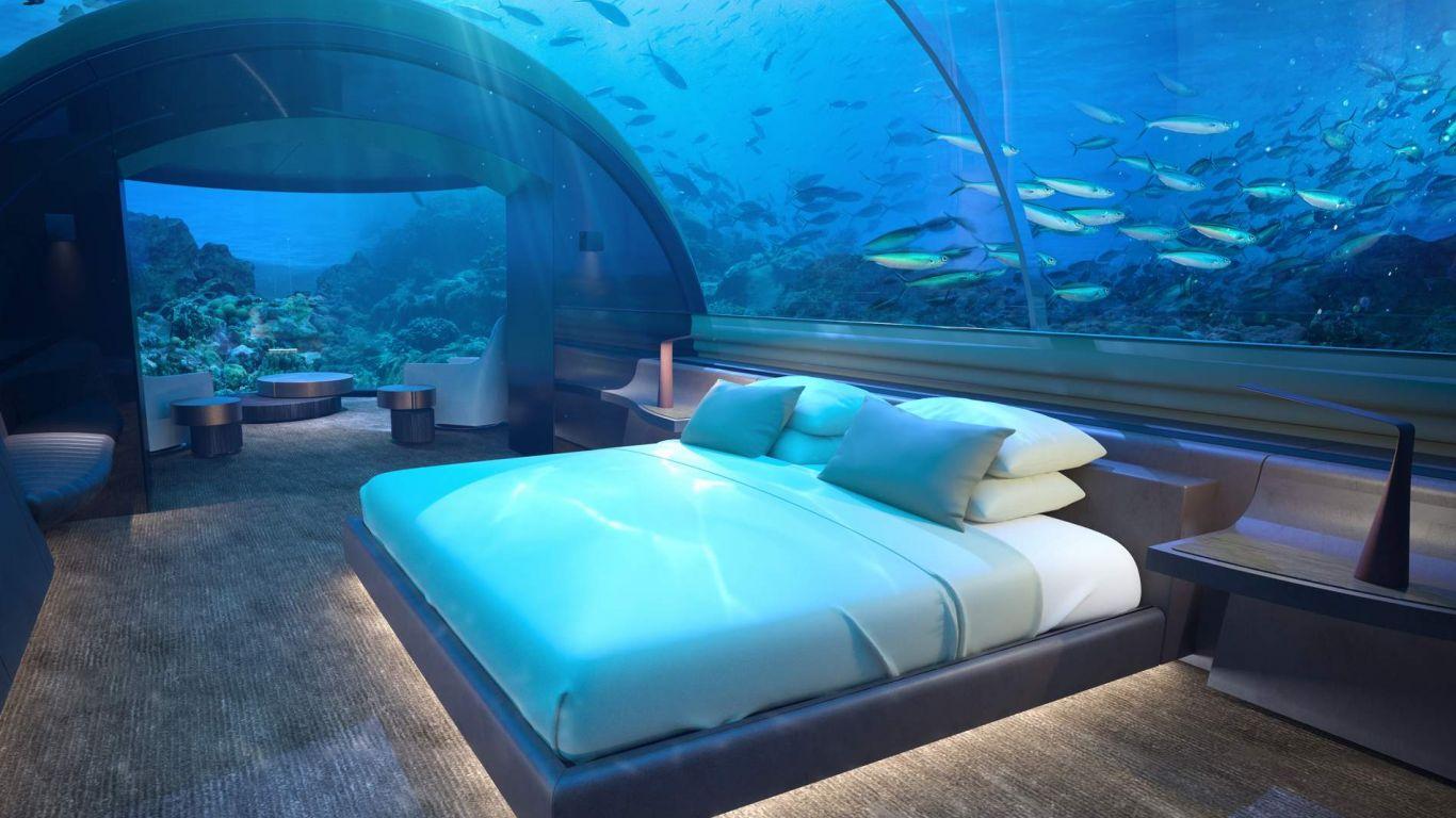 The Muraka, Rangali Island, Maldives, Maldives