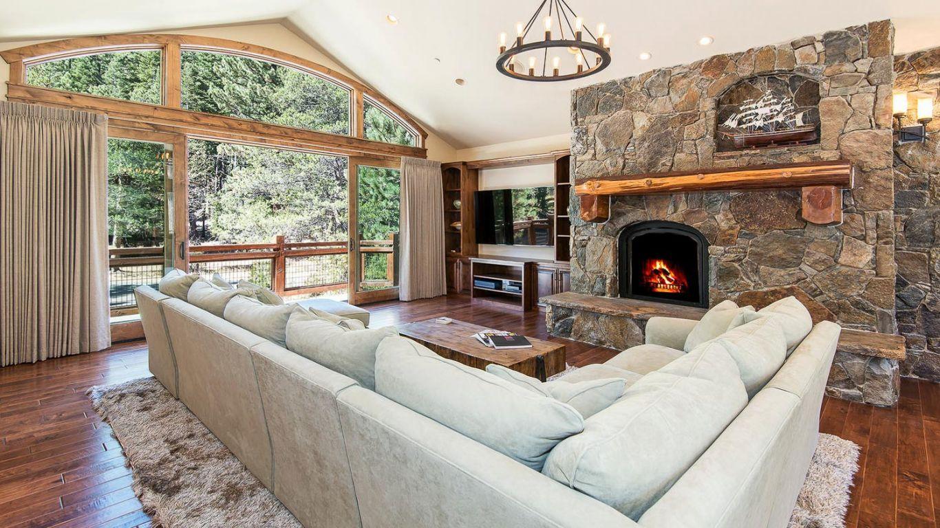 Villa Serena, South Lake Tahoe, Lake Tahoe, USA