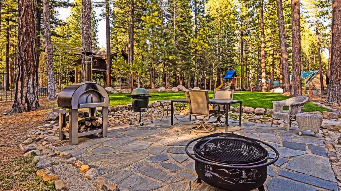 Villa Colleen, Incline Village, Lake Tahoe, USA