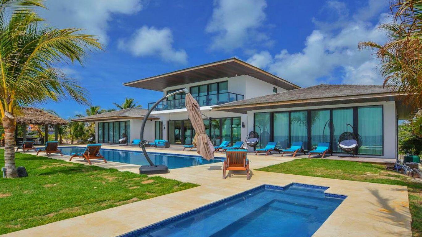 Villa La Palmeraie | Bahamas