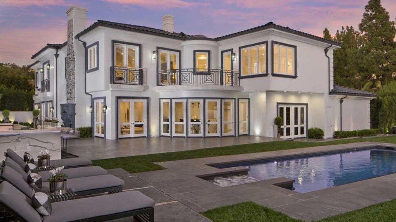 Villa Lauren, Beverly Hills, Los Angeles, USA
