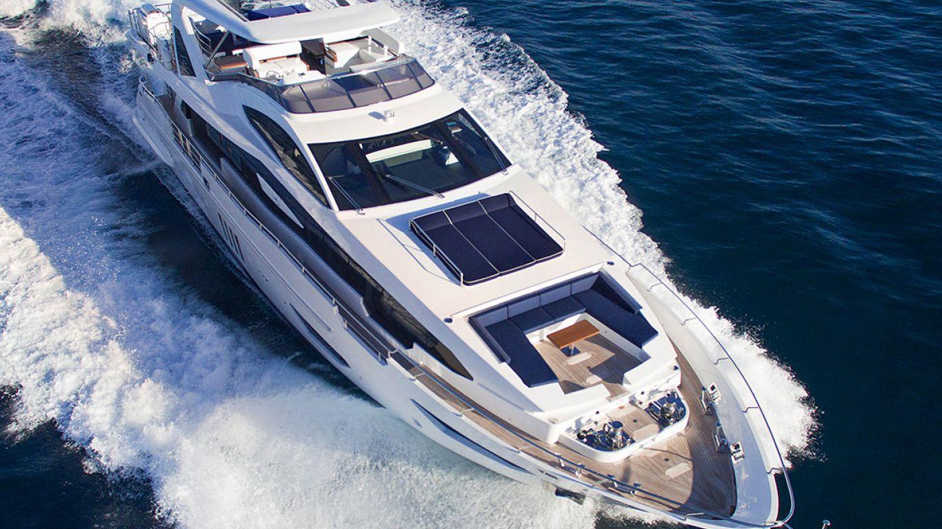 Yacht Memories Too 95 | Yachts
