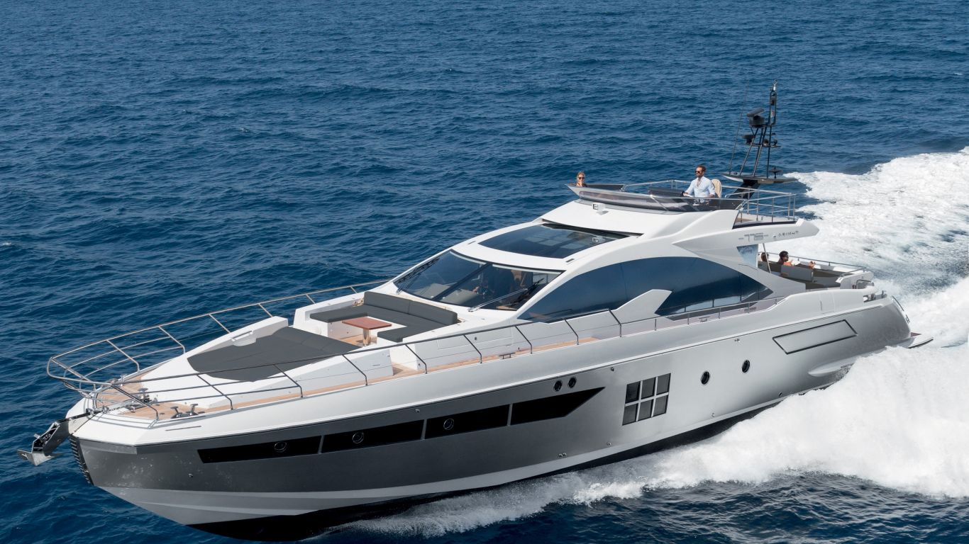 Yacht Makani 77   Yachts