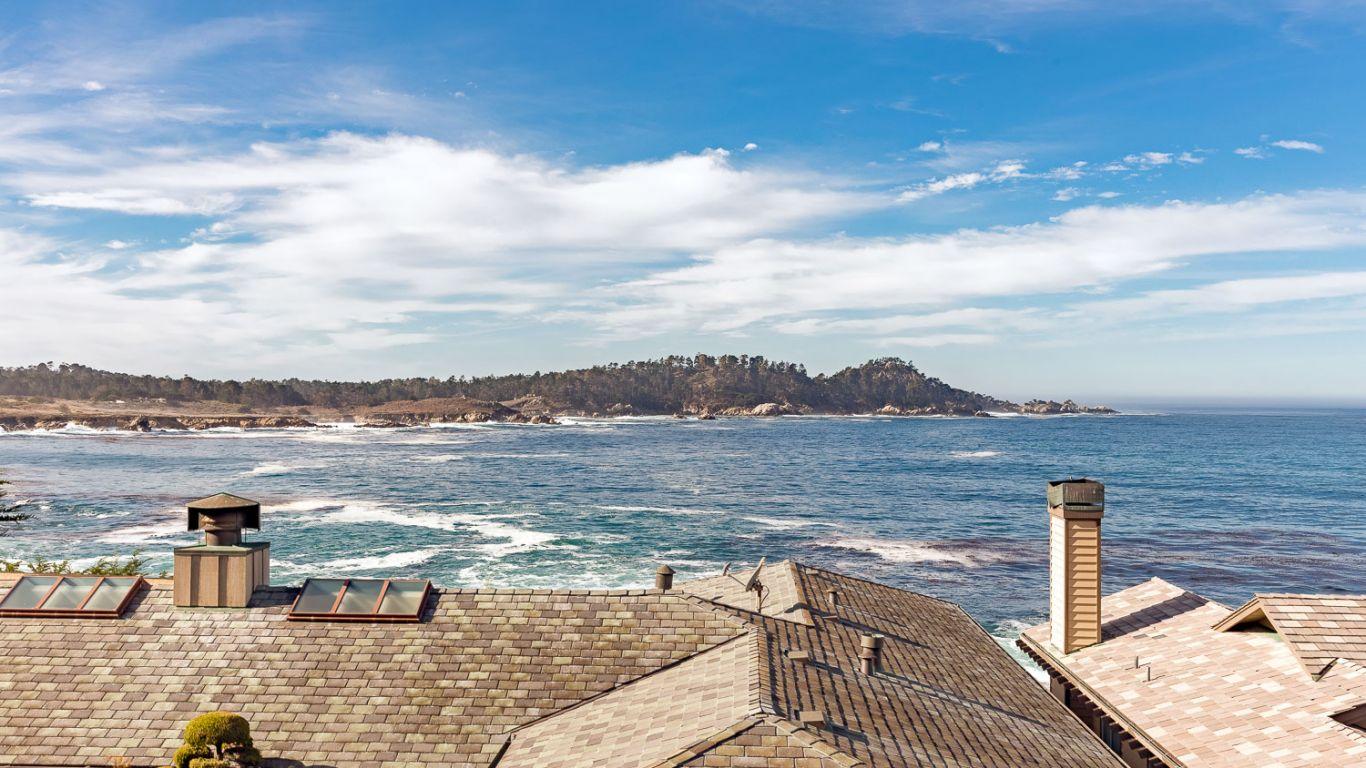 Villa Bella, Carmel-By-The-Sea, Carmel, USA