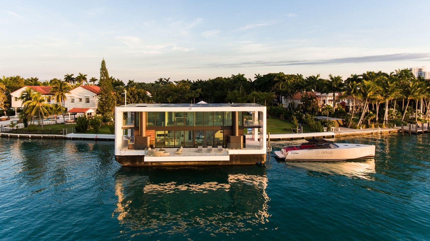 The ARK Luxury Yacht | Miami