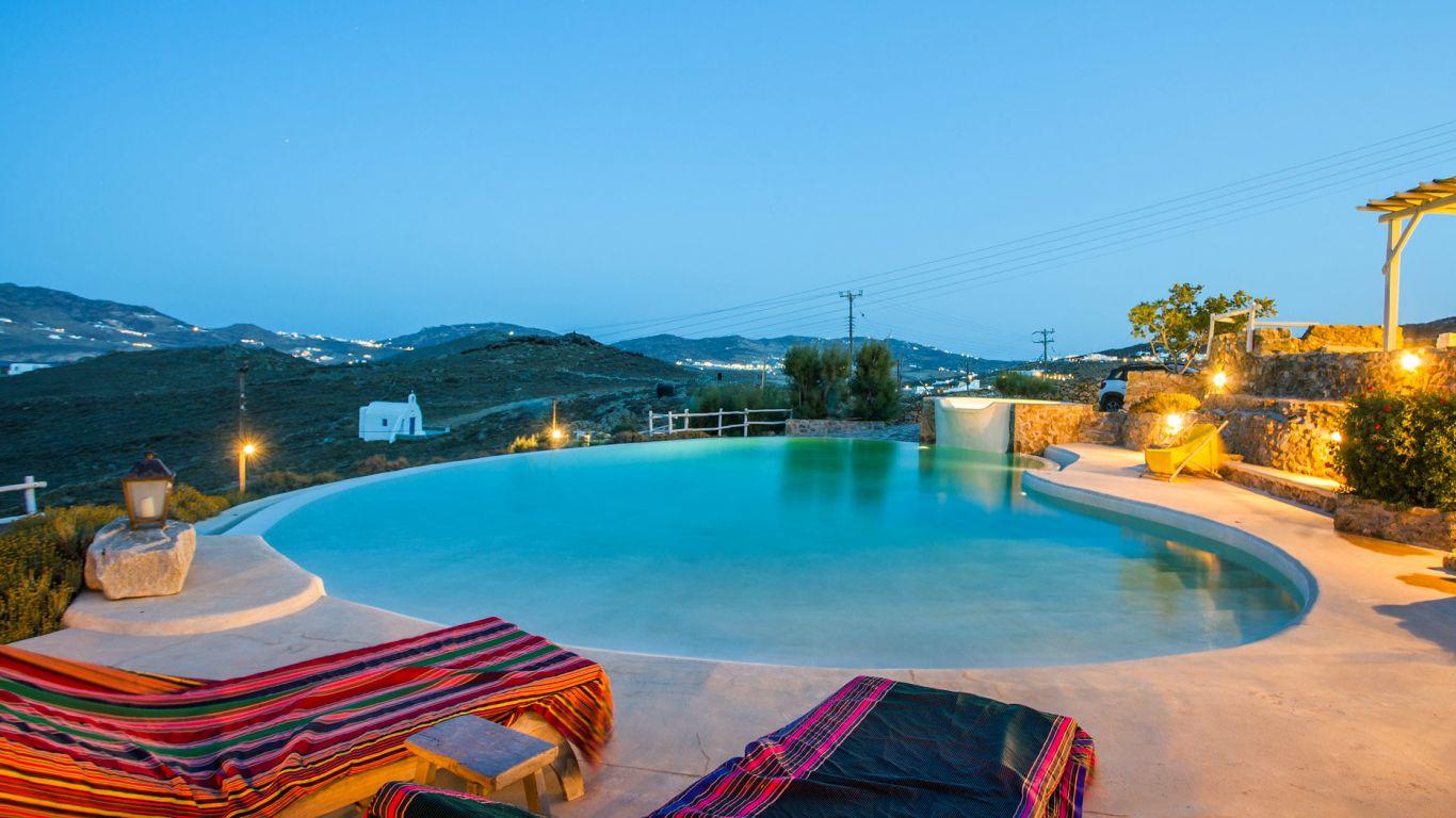Villa Zaida | Mykonos