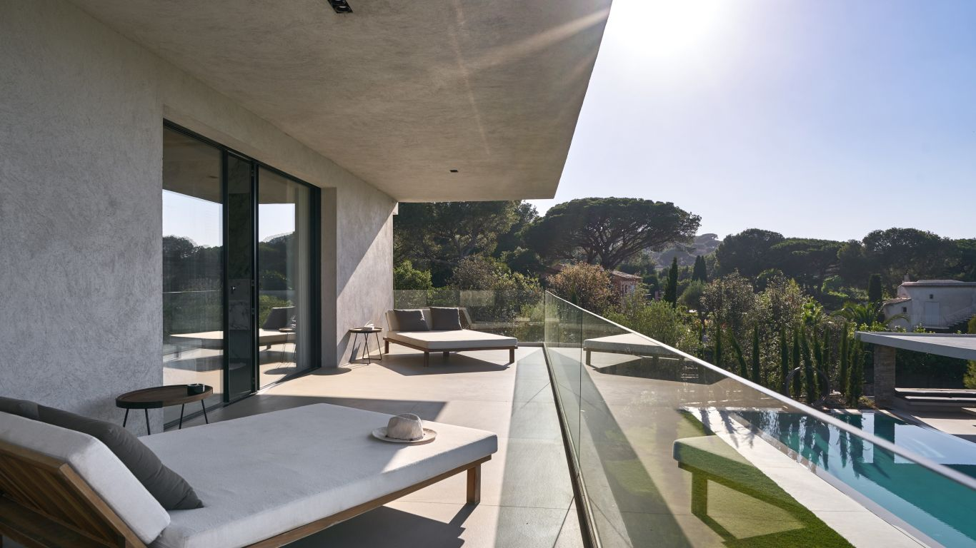 Villa Therese, St. Jaume, St. Tropez, France