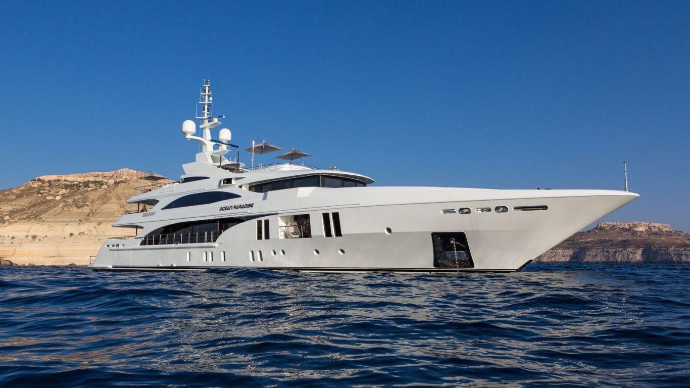 Yacht Ocean Paradise 180 | Yachts