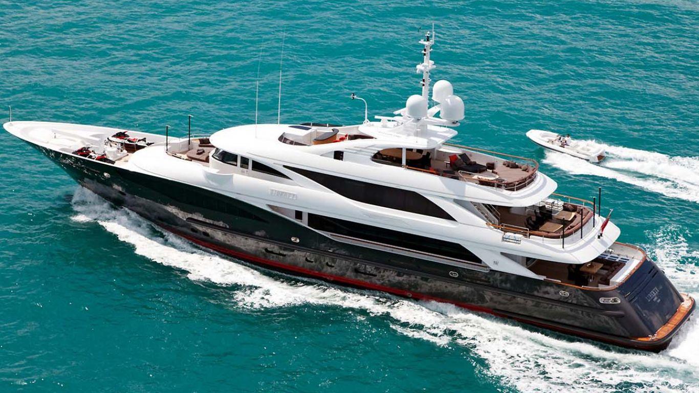 Yacht Liberty 164 | Yachts