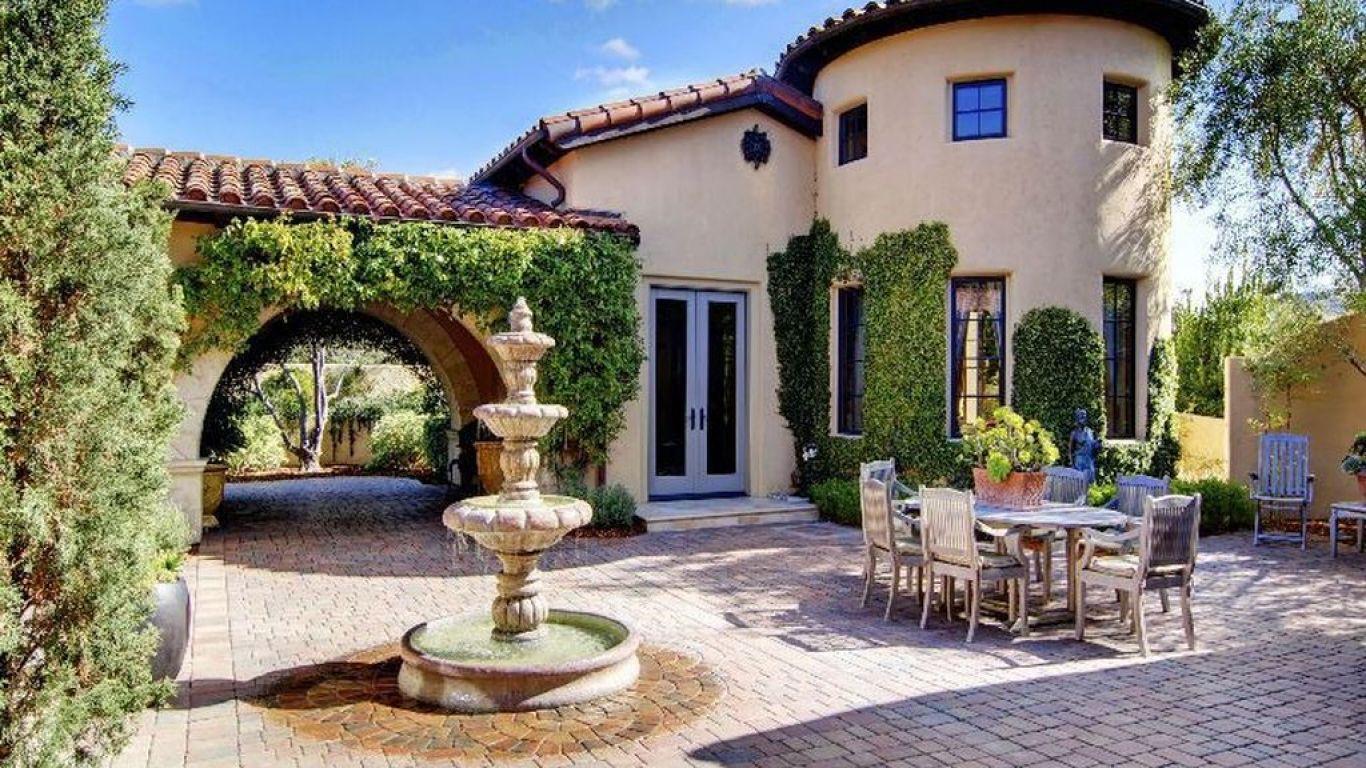 Villa Mina, Monterey, Carmel, USA