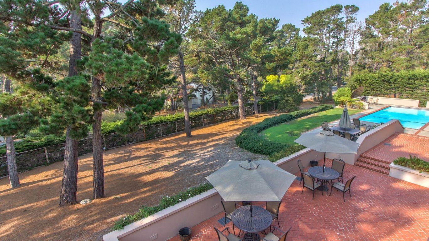 Villa Milana, Pebble Beach, Carmel, USA