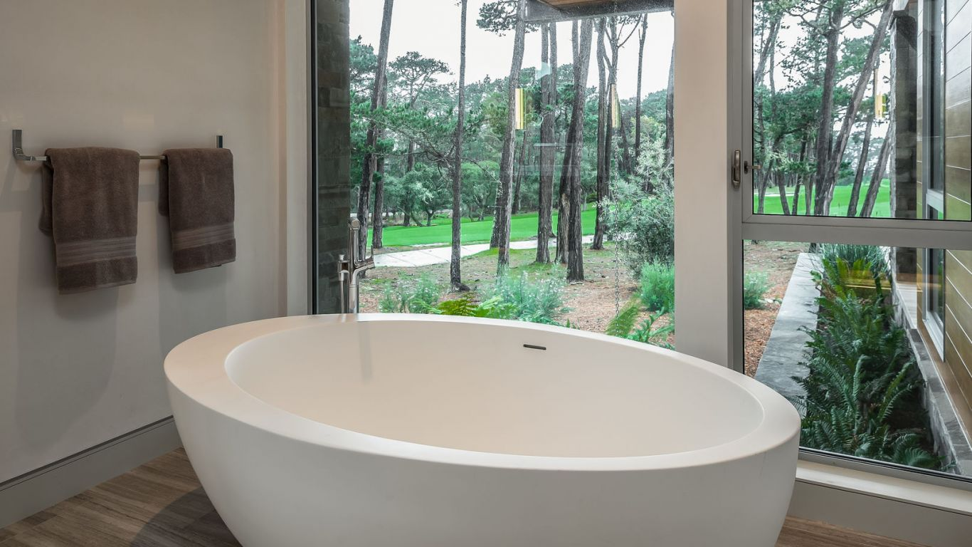 Villa Diana, Pebble Beach, Carmel, USA