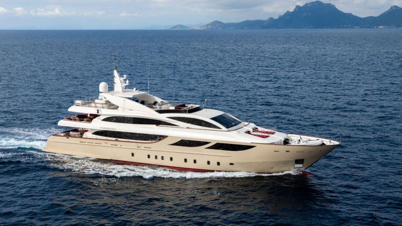 Yacht Panakeia 149 | Yachts