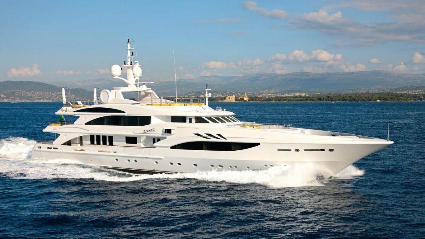 Yacht Platinum 164   Yachts