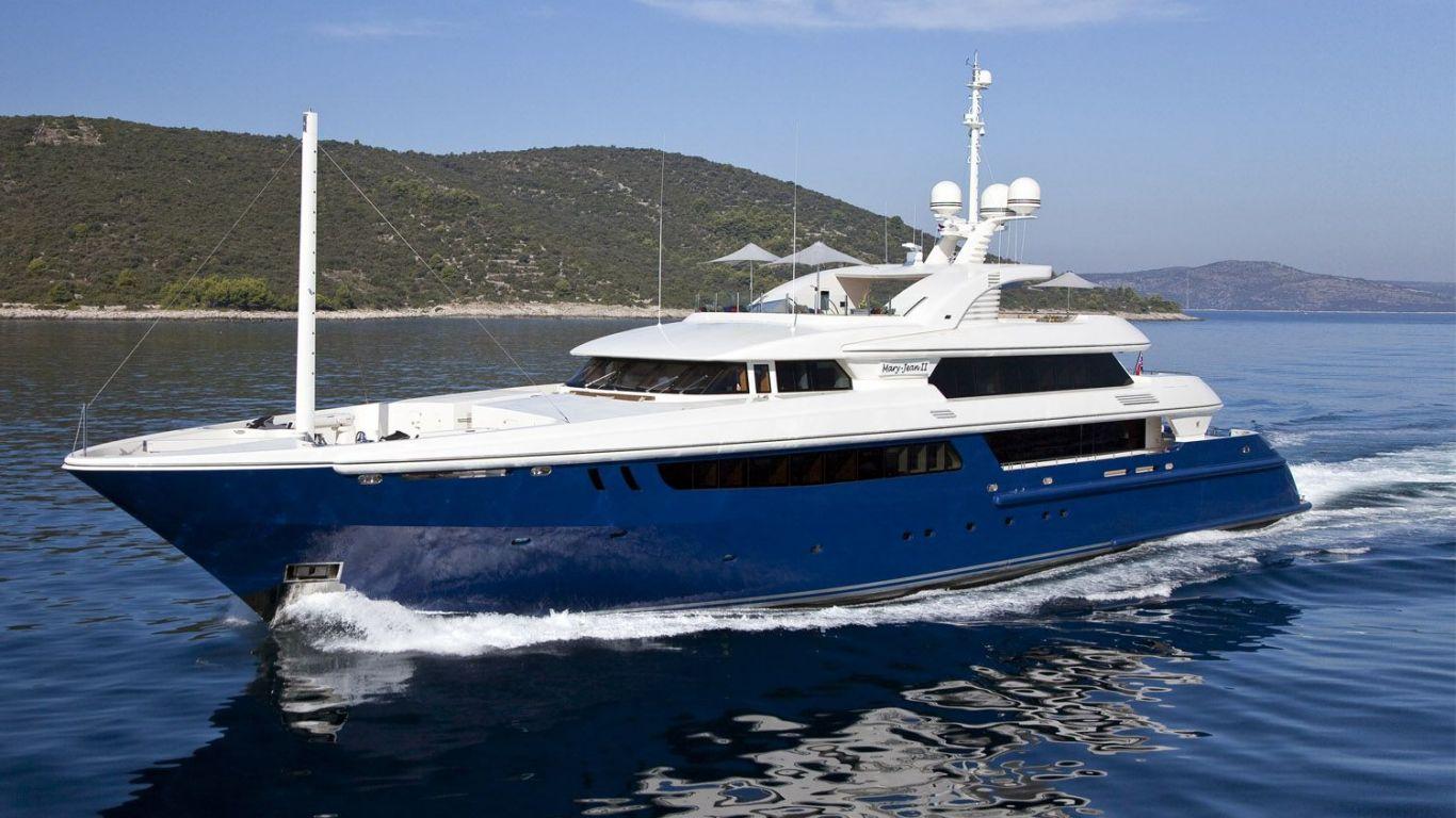 Yacht Mary Jean II 202   Yachts
