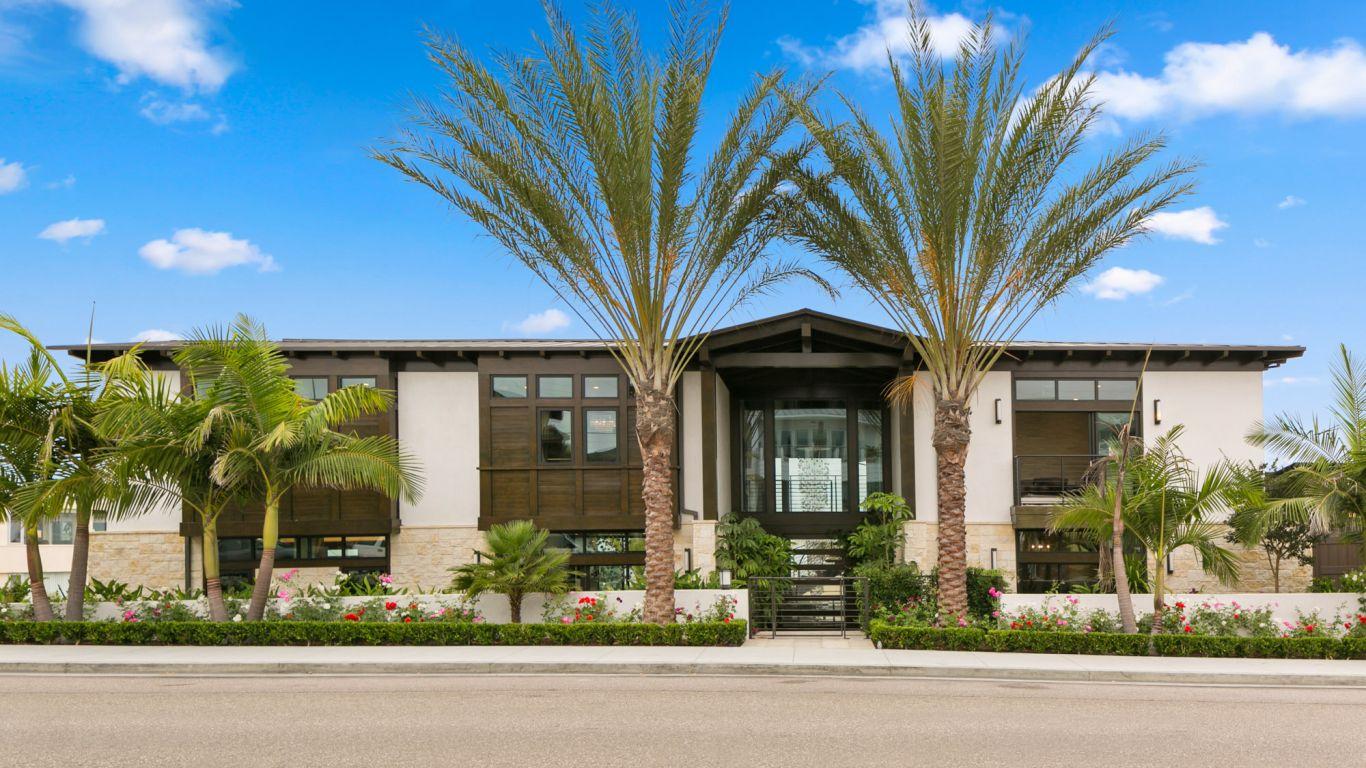 Villa Janelle, Hermosa Beach, Los Angeles, USA