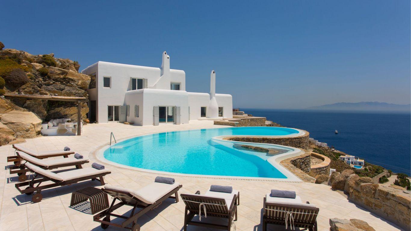 Villa Lorraine | Mykonos