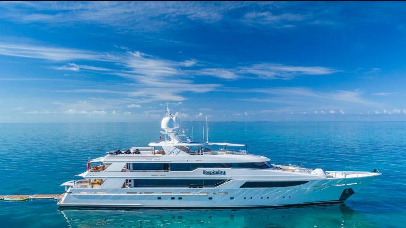 Yacht Hospitality 164 | Yachts