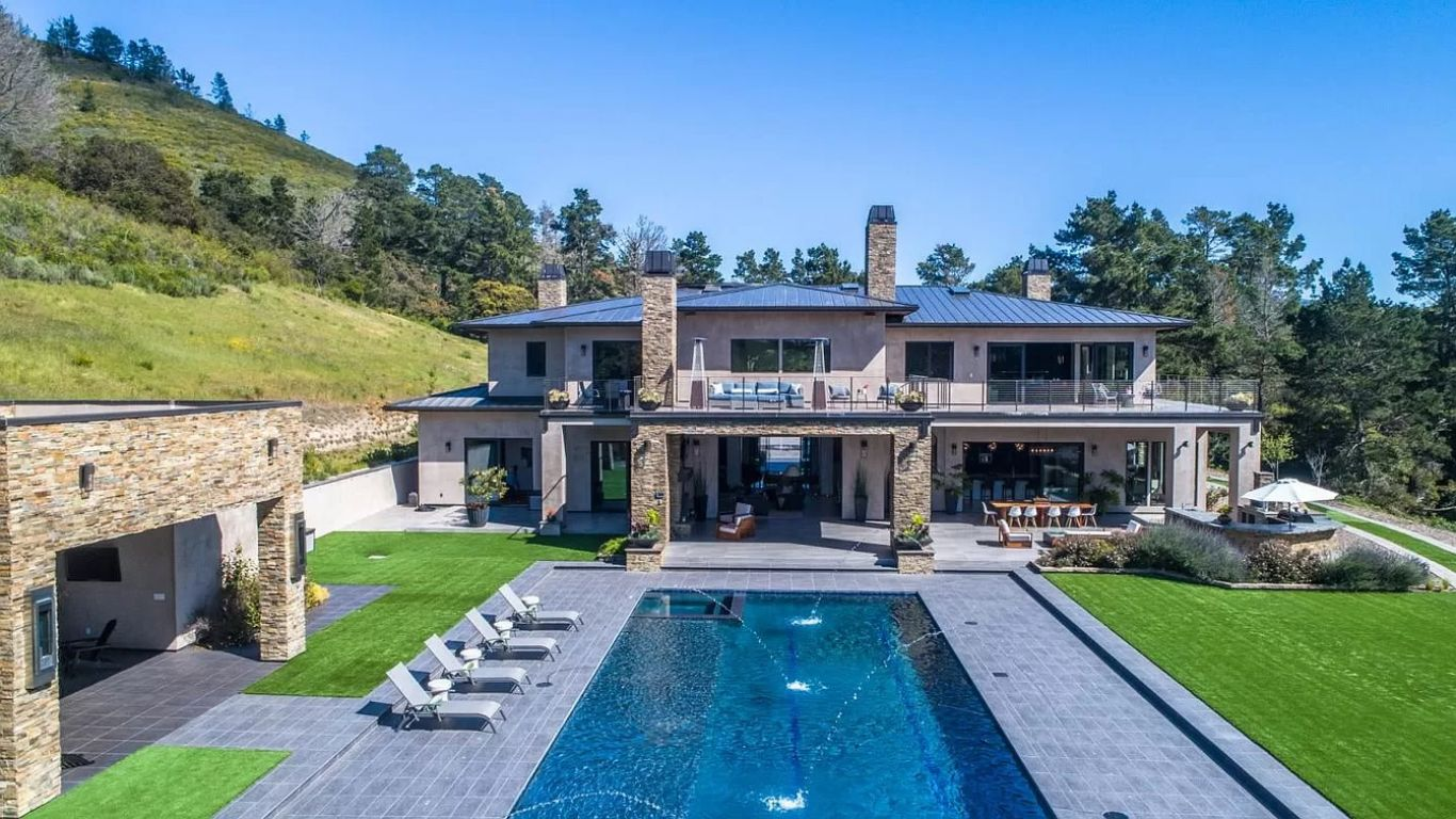 Villa Erine   Carmel