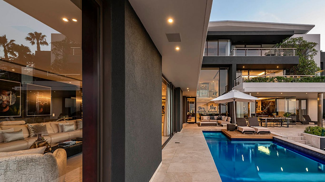Villa Moondance, Fresnaye , Cape Town, South Africa