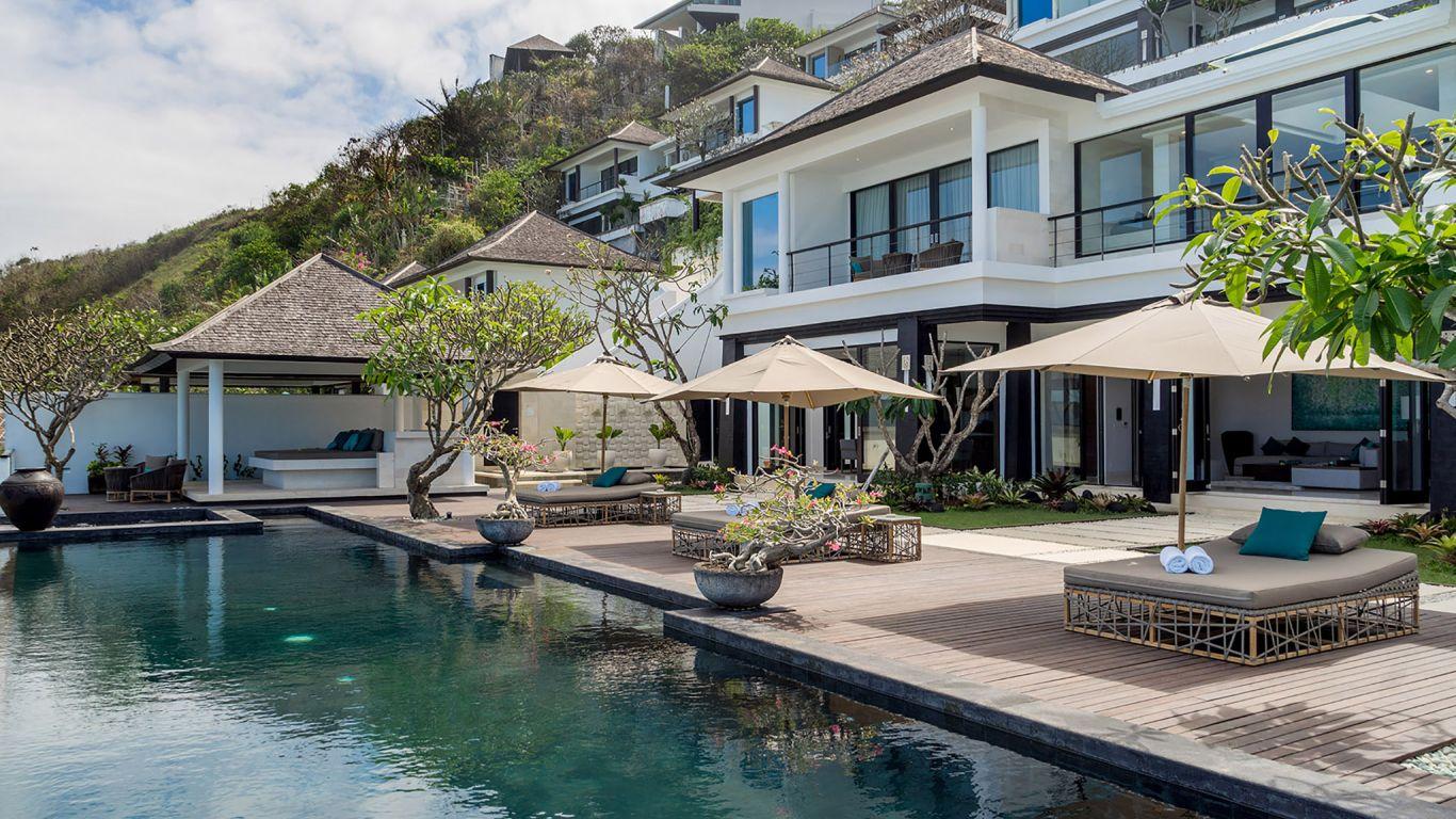 Villa Grand Cliff Nusa Dua | Bali