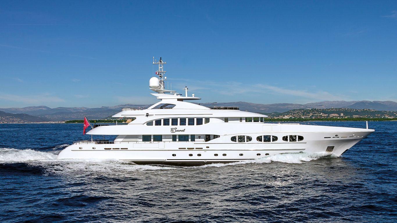 Yacht My Secret 153 | Yachts