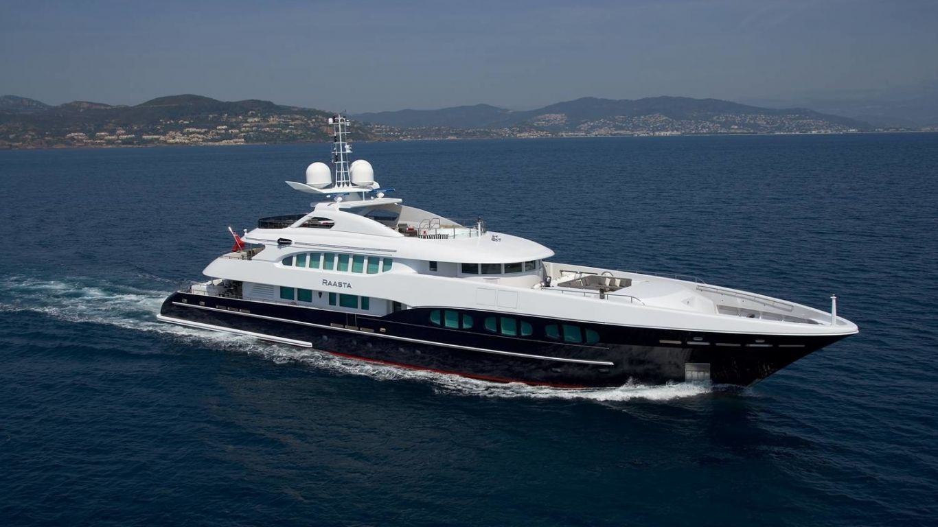Yacht Naseem 154 | Yachts