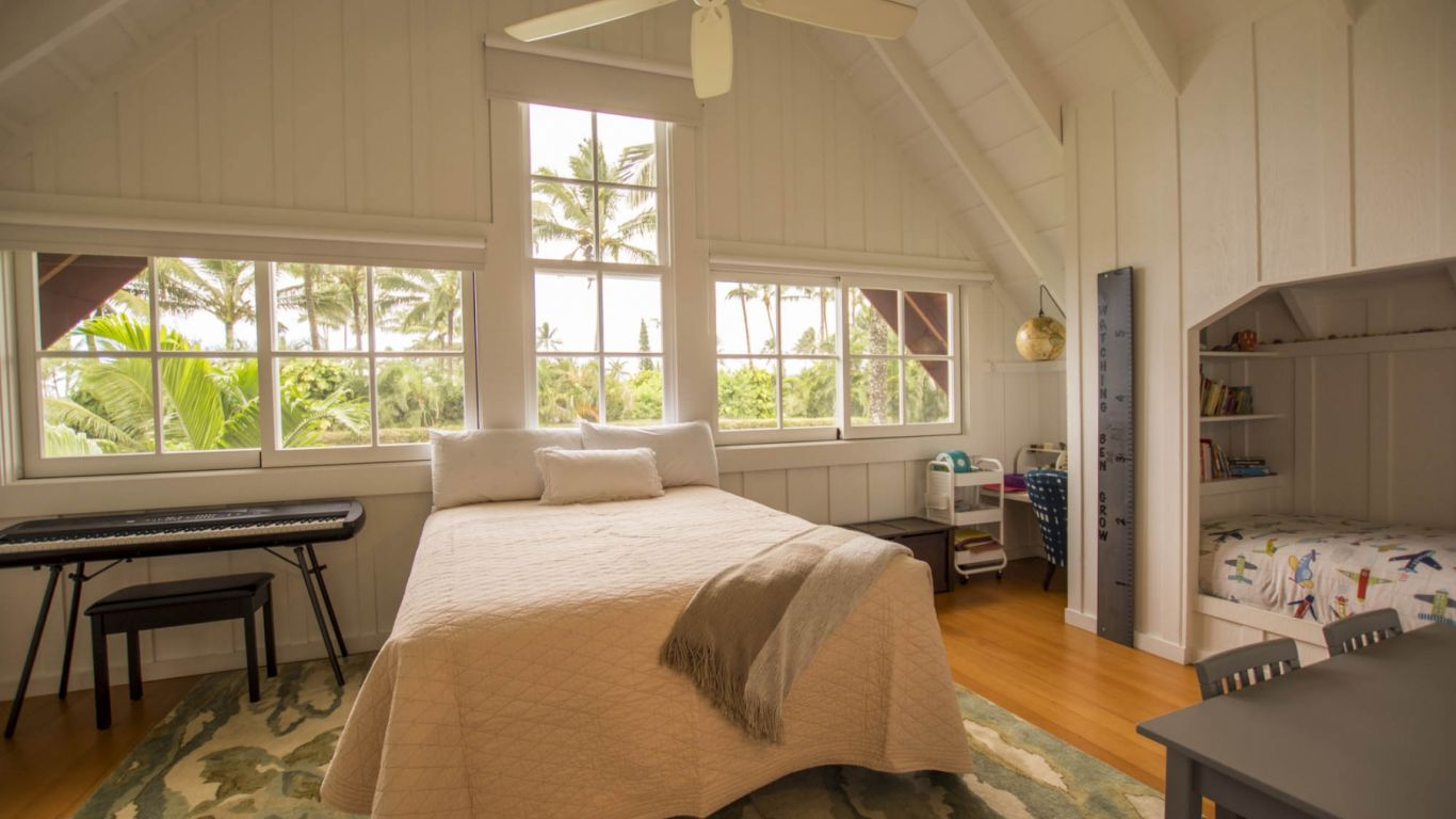 Villa Juliet, North Shore- Hanalei, Kauai, USA