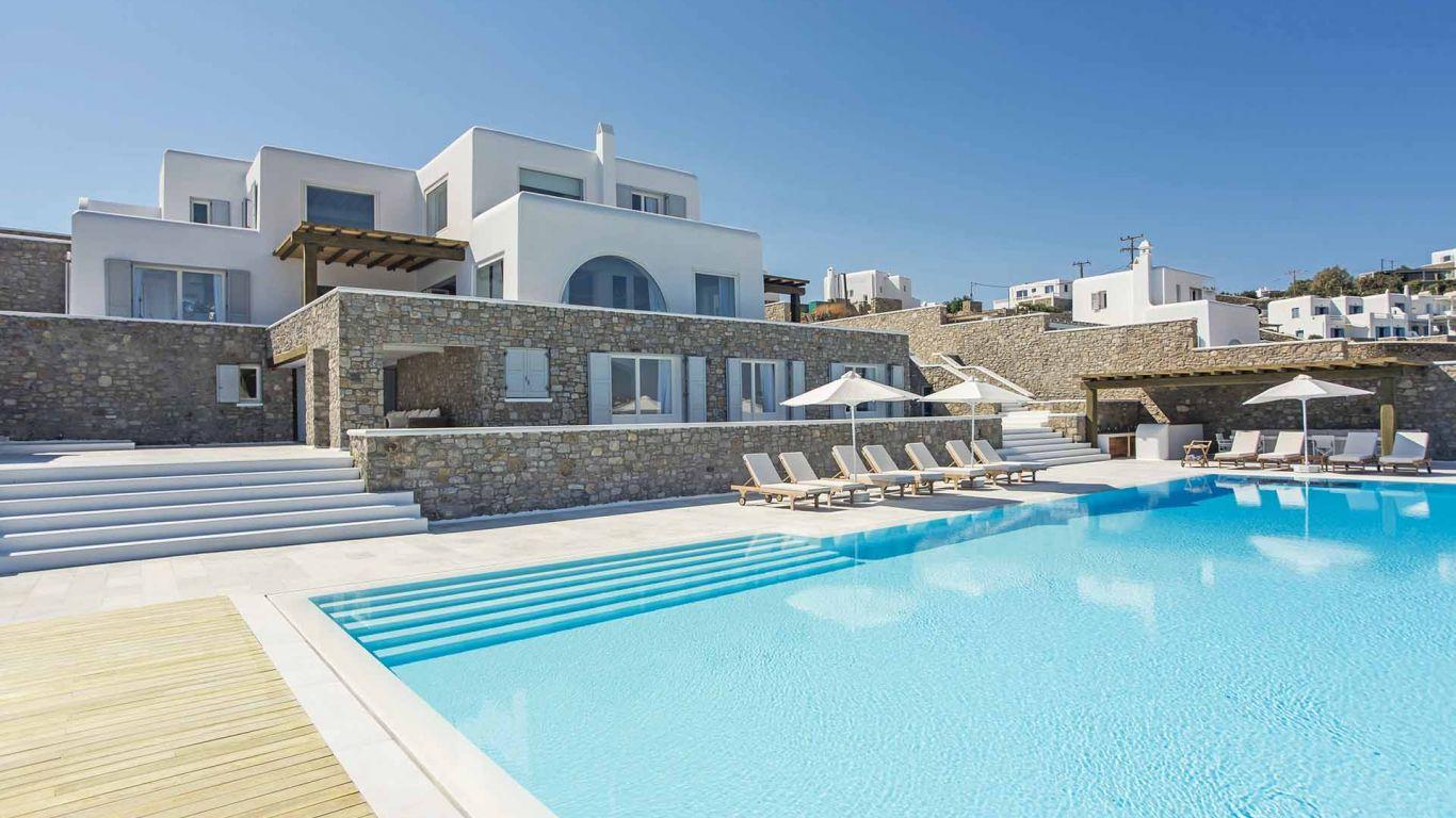 Villa Adessa   Mykonos