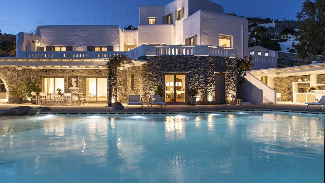 Villa Amelyn   Mykonos