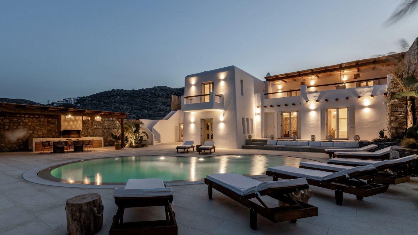 Villa Amara | Mykonos