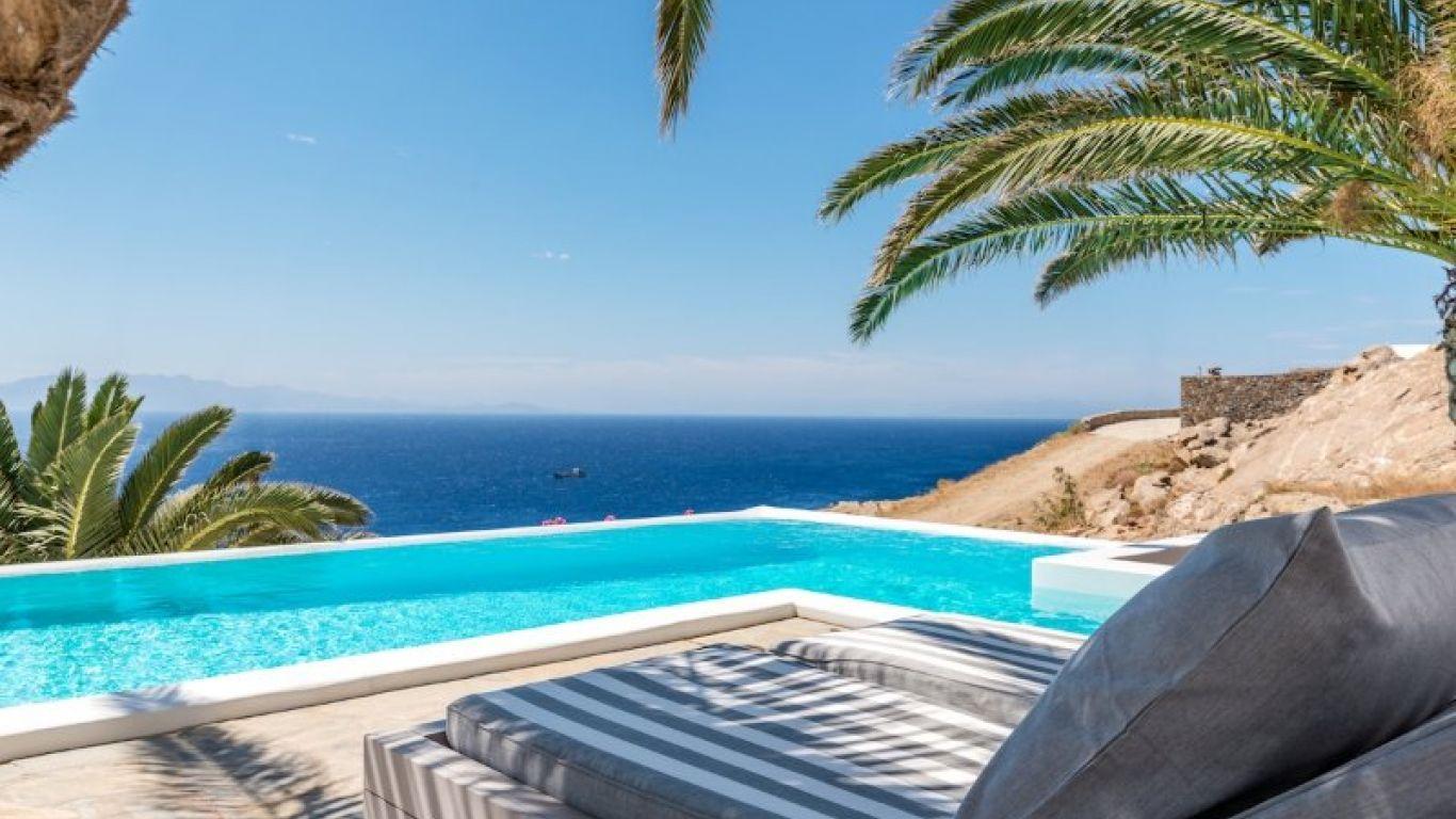 Villa Acantha   Mykonos