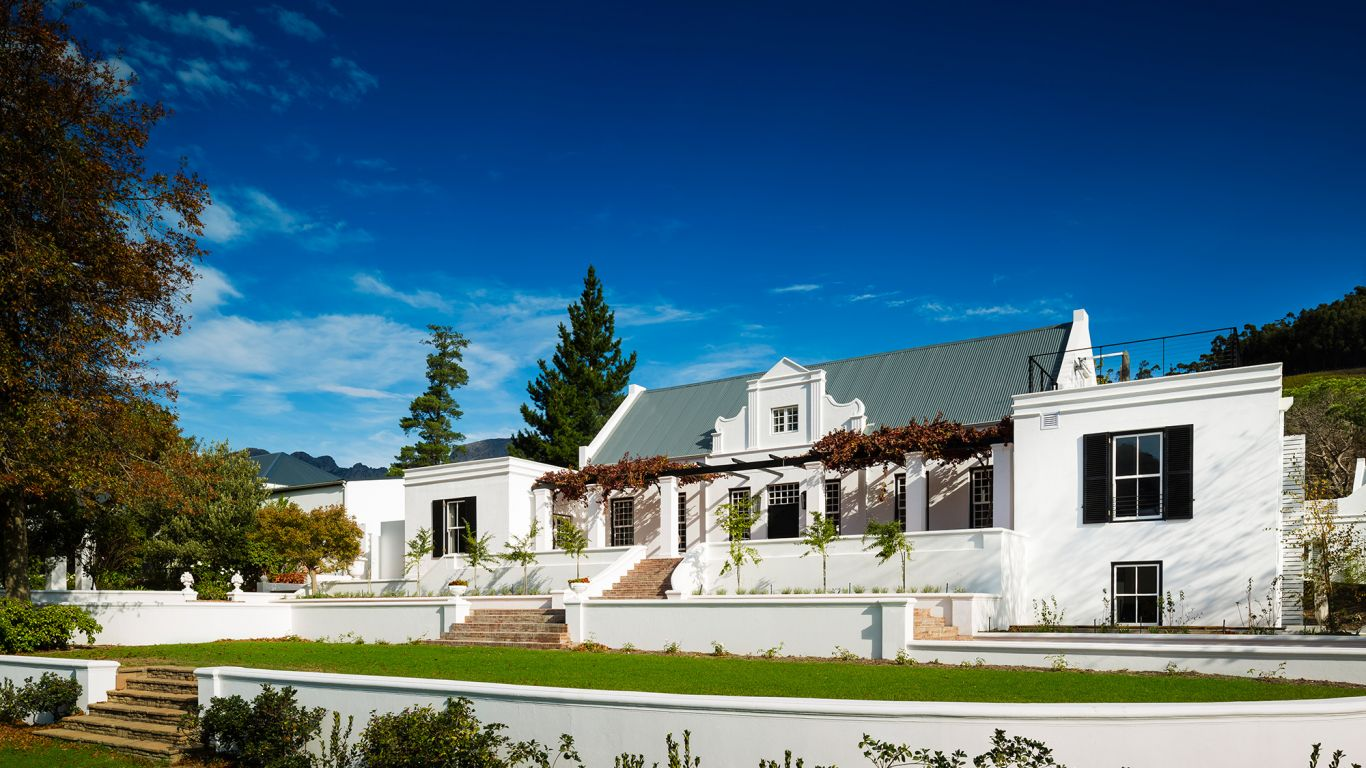 The Manor House | Franschhoek