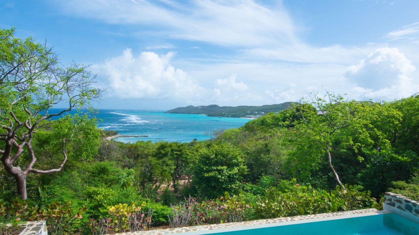 Villa Ritz   Canouan Island