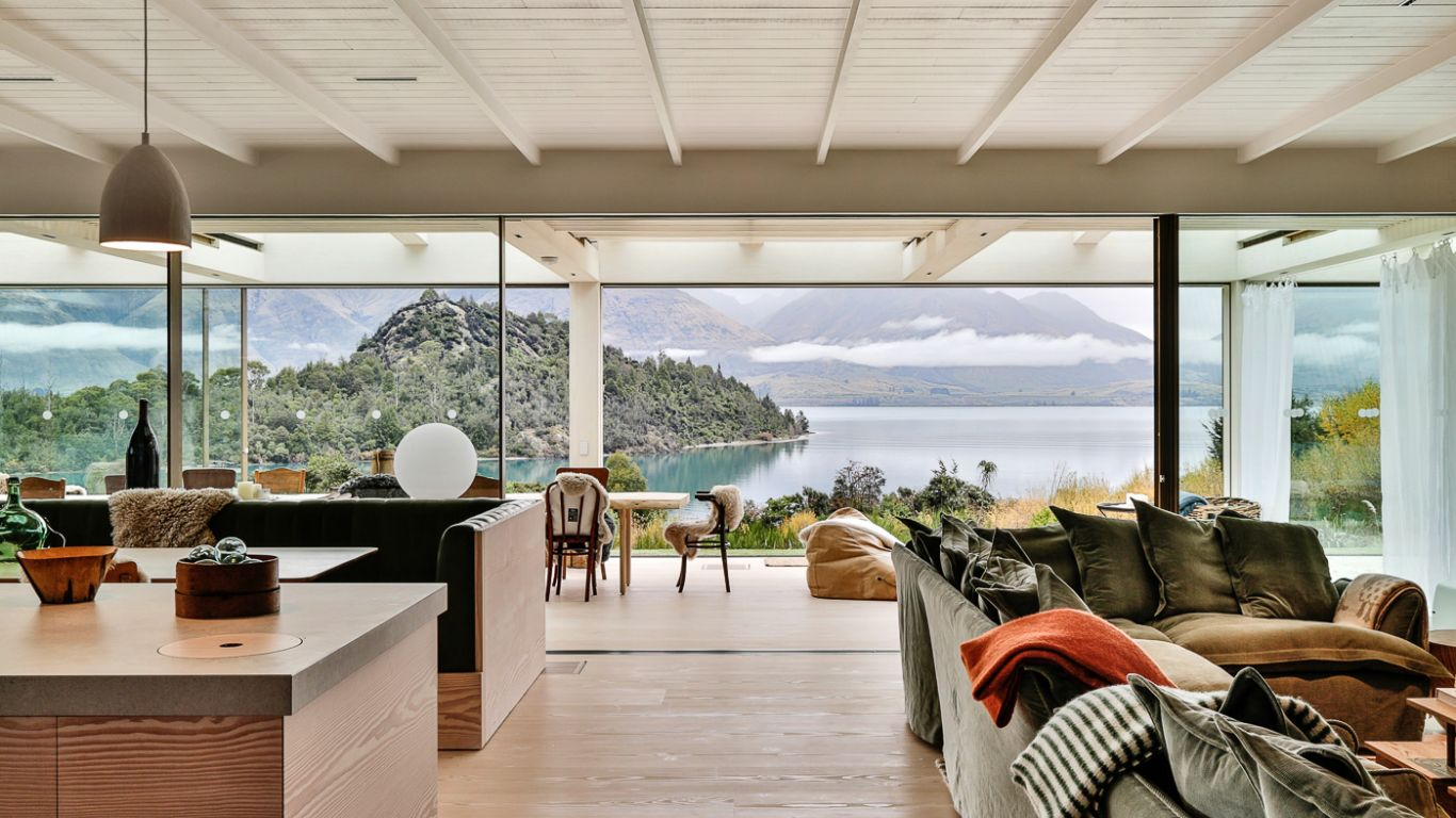 Bobs Cove Luxury Retreat | South Island