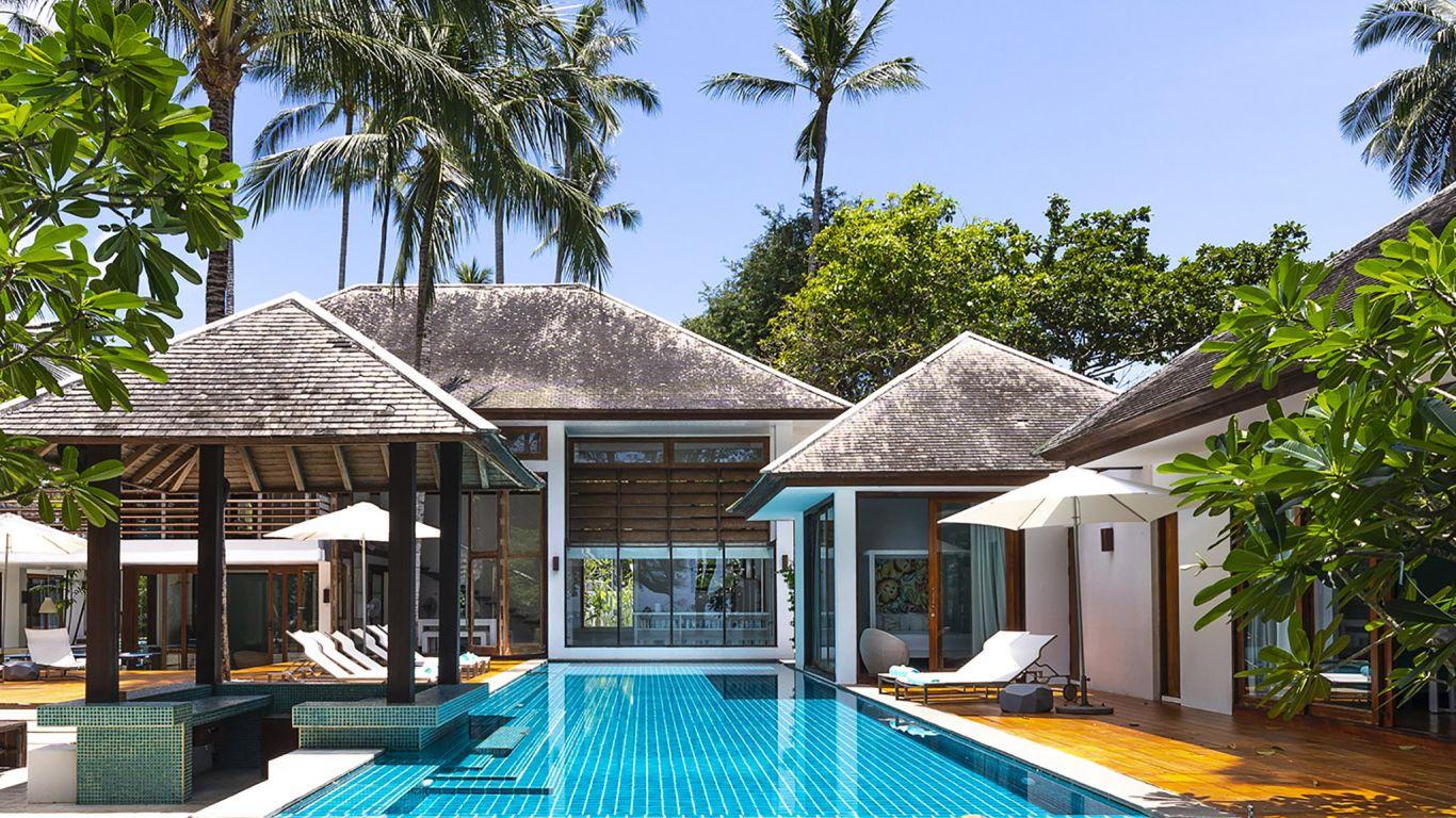 Villa Ban Suriya   Koh Samui