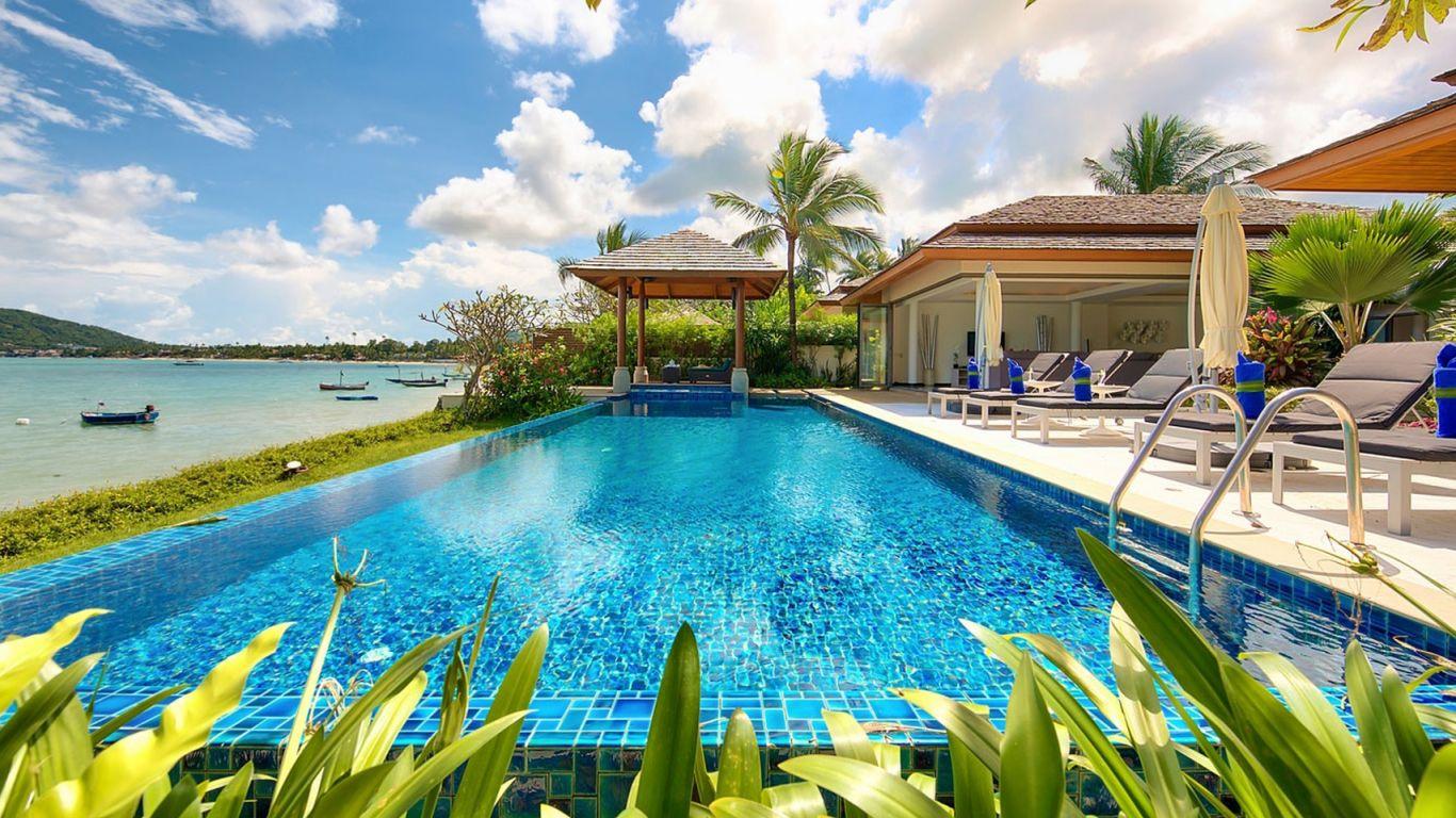Villa Dhevatara Residence Estate | Koh Samui