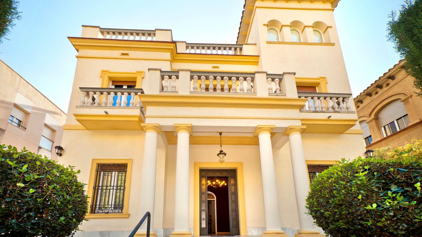 Villa Tamara   Barcelona