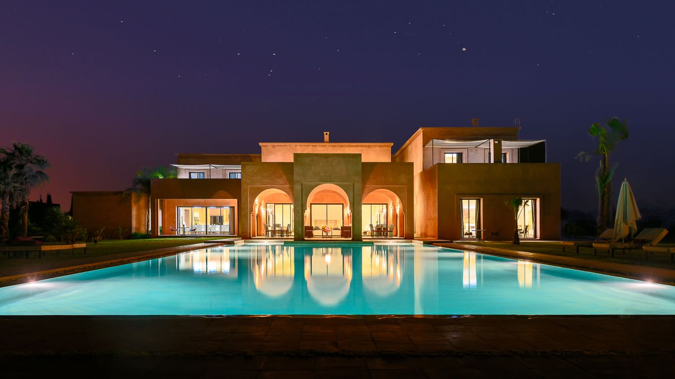 Villa Albaicin | Marrakesh