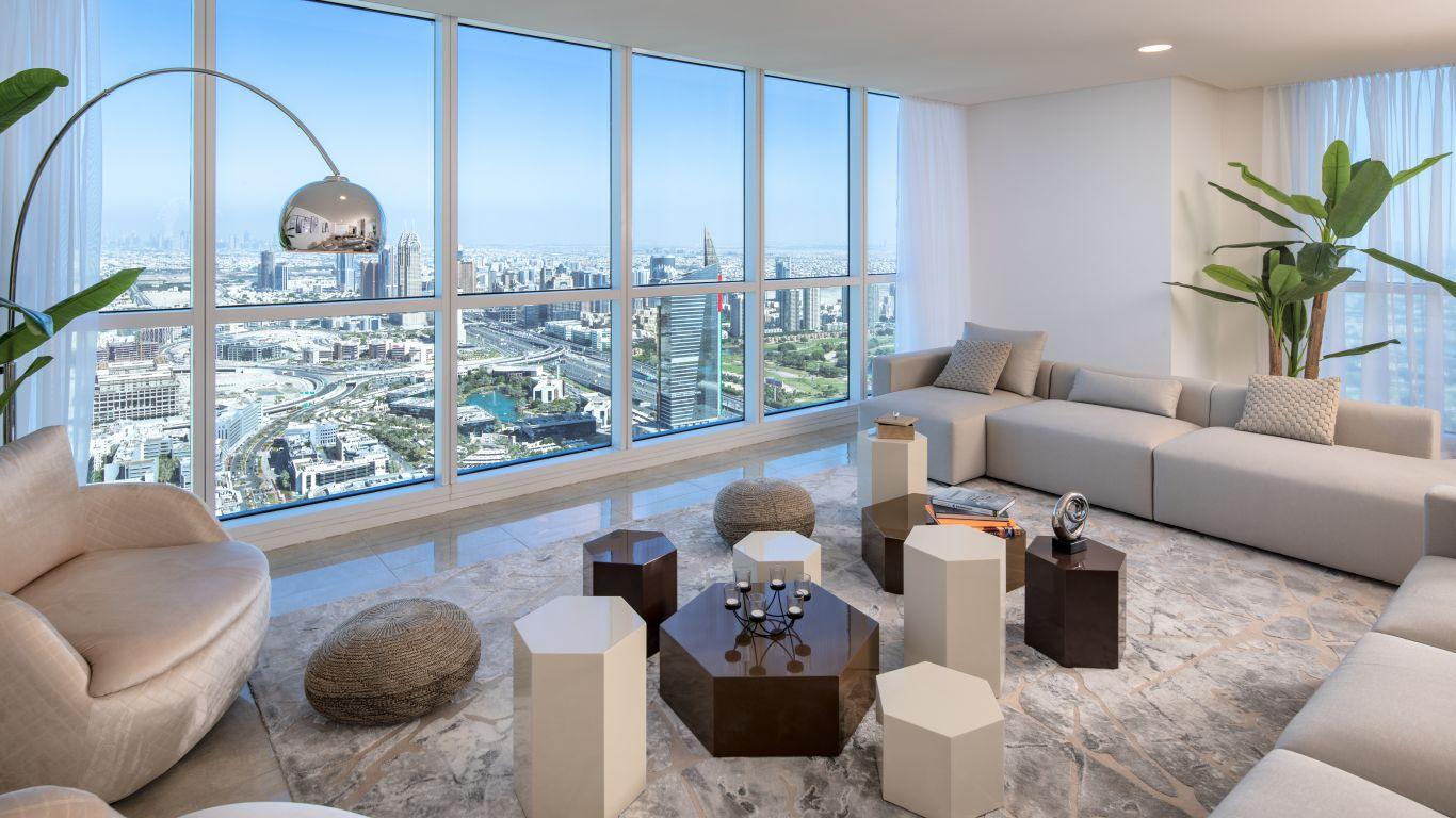 Penthouse Amir | Dubai