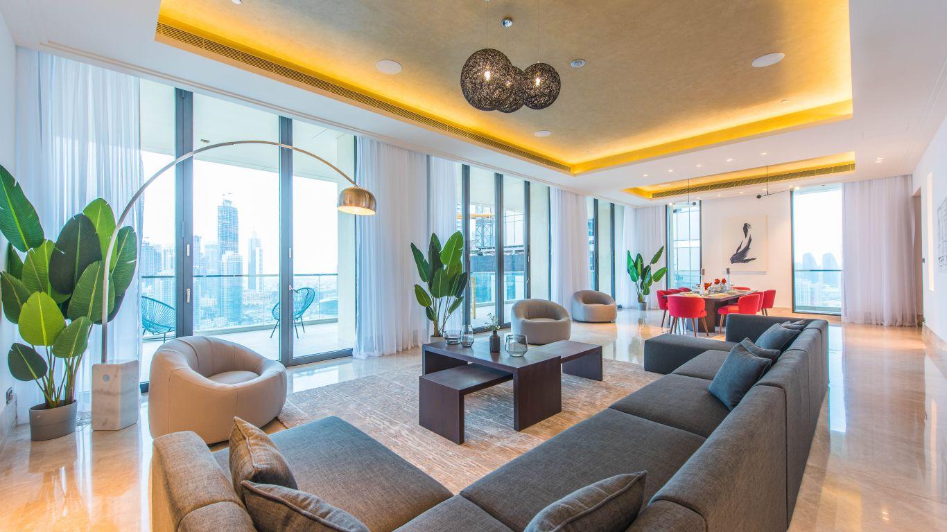 Penthouse Aaron | Dubai