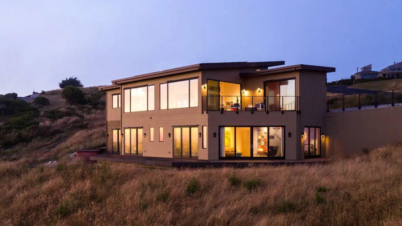 Villa Sky House   Napa Sonoma