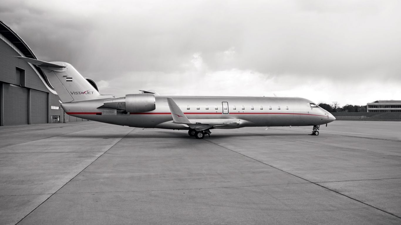 Bombardier Challenger 850 | Private Jets