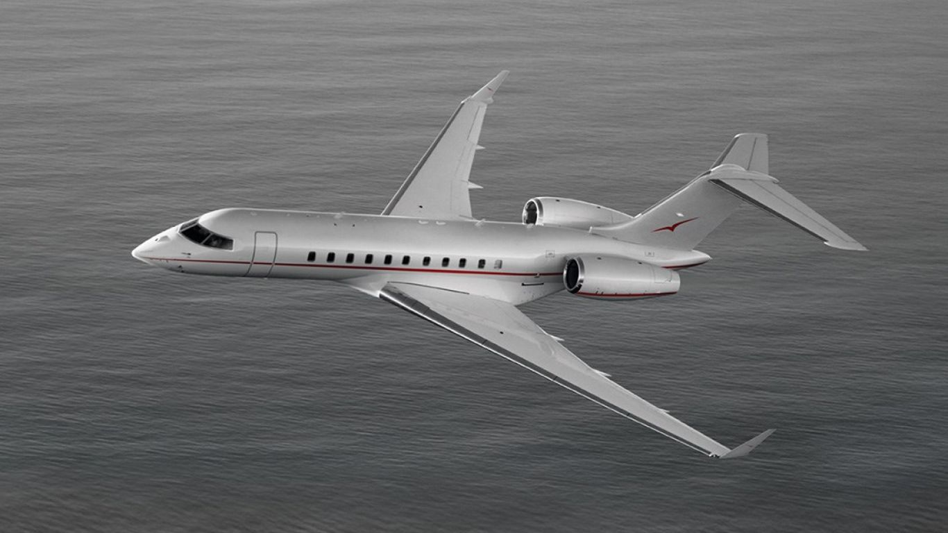 Bombardier Global 5000 | Private Jets
