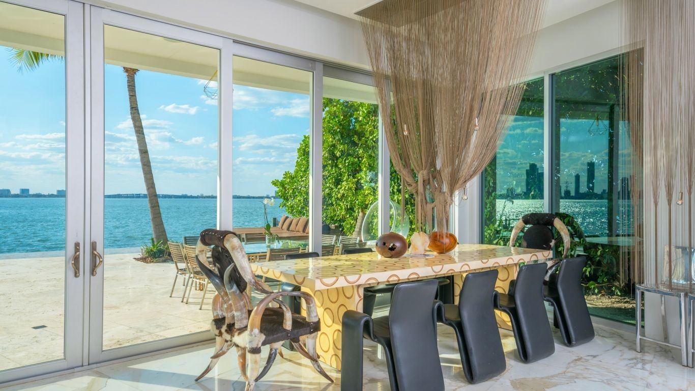 Villa Corra, Venetian Islands, Miami, USA