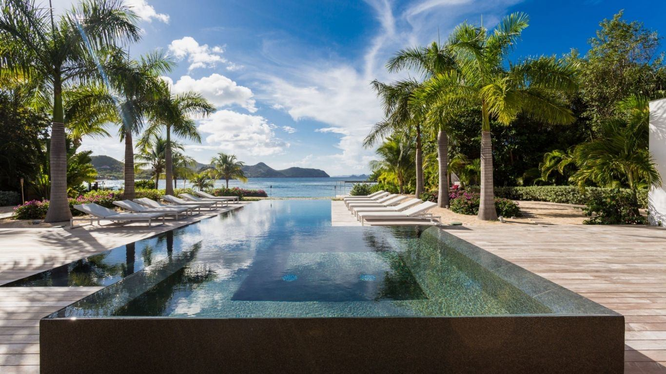 Villa Palm Beach | St. Barth